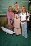 Alexis Arquette, Patricia Arquette, Rosanna Arquette stockfotos