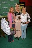 Alexis Arquette, Patricia Arquette, Rosanna Arquette lizenzfreies stockbild