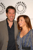 Alexis Denisof,Alyson Hannigan Stock Photography