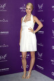 Alexis Knapp arriving at 11th Annual Chrysalis Butterfly Ball Royalty Free Stock Photos