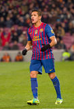 Alexis sanchez. BARCELONA - FEBRUARY 2: Alexis Sanchez in action during the Spanish Cup match between FC Barcelona and Valencia CF, final score 2-0, on February Stock Photography