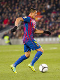 Alexis Sanchez of FC Barcelona Stock Photos