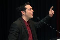 Alexis Tsipras Royalty Free Stock Photos