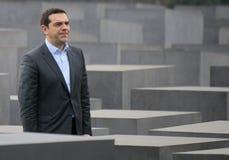 Alexis Tsipras Stock Image