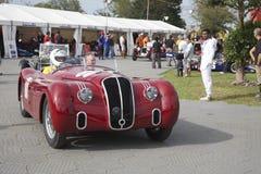 Alfa antique at the Melbourne Grand Prix, 2010 Stock Photo