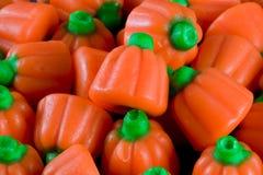 Alfa del caramelo de la calabaza Fotos de archivo