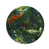 Alfa del pianeta Fotografia Stock