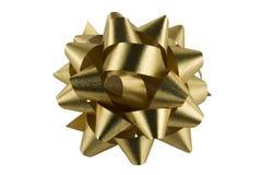 Alfa dourado da curva Imagens de Stock Royalty Free