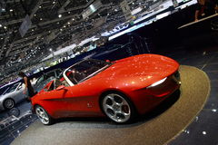Alfa Duettottanta Stock Photography