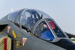 Alfa NG del jet Fotografia Stock Libera da Diritti