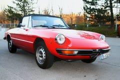 Alfa Romeo fotografia stock