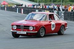 Alfa Romeo 1966 classic car Stock Image