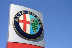 Alfa Romeo Stockbilder