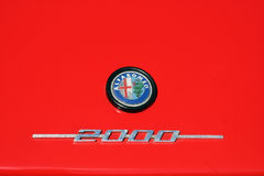 Alfa Romeo Stock Photography