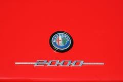 Alfa Romeo Stock Photography