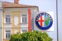 Alfa Romeo Foto de archivo libre de regalías