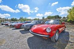 Alfa Romeo Fotografia Royalty Free