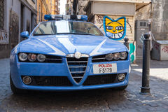 Alfa Romeo 159 Στοκ φωτογραφία με δικαίωμα ελεύθερης χρήσης