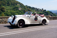 ALFA ROMEO 6C 2300B Gran Turismo Royalty Free Stock Photo