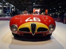 Alfa Romeo 6C 3000CM stock photos