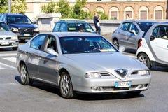 Alfa Romeo 166 Στοκ φωτογραφία με δικαίωμα ελεύθερης χρήσης
