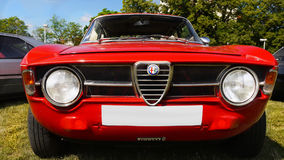 Alfa Romeo Automobiles Royalty Free Stock Image