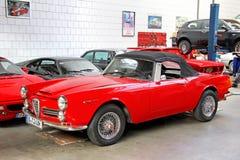 Alfa Romeo 2600 Stock Photo