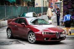Alfa Romeo Brera photo libre de droits