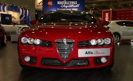 Alfa Romeo Brera Imagens de Stock