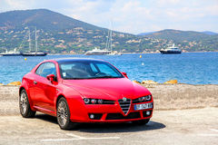 Alfa Romeo Brera Stock Images