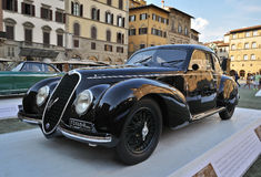 Alfa Romeo 6c 1939 Photo stock