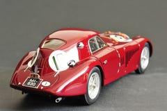 Alfa Romeo 8C 2900B #19 24H Frankreich, 1938 - bonne vue arrière Photo stock