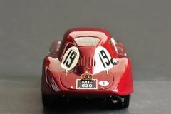 Alfa Romeo 8C 2900B -19 24H Frankreich, 1938 - tylny widok Zdjęcie Stock