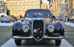 Alfa Romeo 6c 1939 Royalty Free Stock Photography