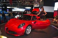 Alfa Romeo 4C Royalty Free Stock Image