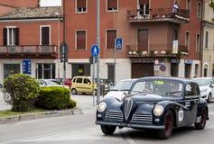 Alfa Romeo 6C 2500 Freccia Oro 1948 Στοκ εικόνες με δικαίωμα ελεύθερης χρήσης