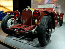 Alfa Romeo 8C Geneva 2014 stock photography