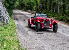 ALFA ROMEO 6C 1750 GRAN SPORT 1930 Royalty Free Stock Photos