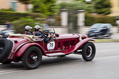 Alfa Romeo 6C 1750 GS Zagato Stock Photography