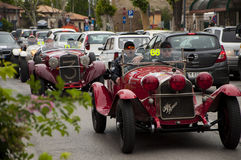 Alfa Romeo6C 1750 GS Zagato Stock Photo