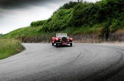 ALFA ROMEO  6C 1750 GT  1932 Royalty Free Stock Image