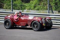 Alfa Romeo 8C 2900 A 1936 a Mille Miglia Fotografia Stock