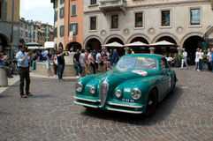 Alfa Romeo 6C at Mille Miglia 2015 Stock Photos