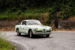 ALFA ROMEO 1900 C Super Sprint Touring 1956 Stock Photo