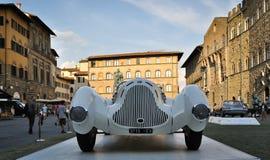 Alfa Romeo 6c Zagato 1931 images stock