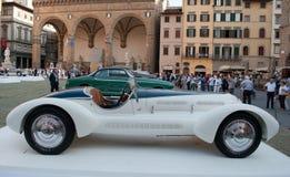 Alfa Romeo 6c Zagato 1931 Lizenzfreie Stockfotografie