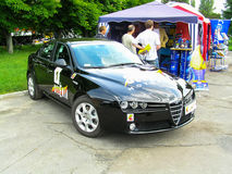 Alfa Romeo Stock Images