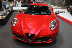 Alfa Romeo 2015 Stock Photography