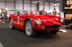 Alfa Romeo 750 Competizione at Milano Autoclassica 2014 Stock Photography