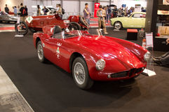 Alfa Romeo 750 Competizione at Milano Autoclassica 2014 Stock Photo